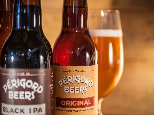 British-style artisanal beers, Périgord