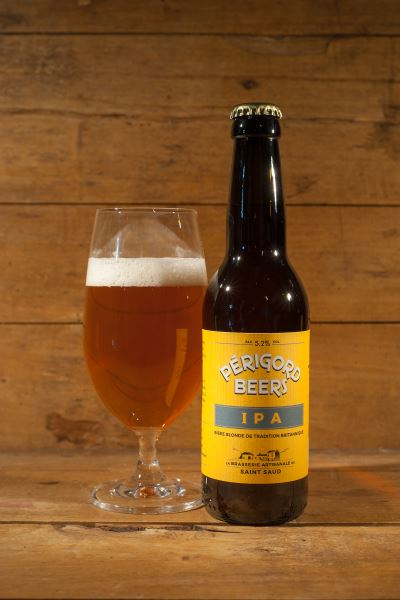IPA from Perigord Beers