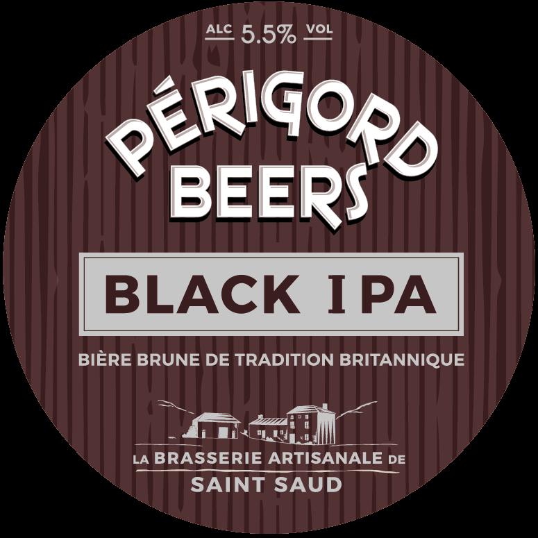 Périgord Beers Black IPA