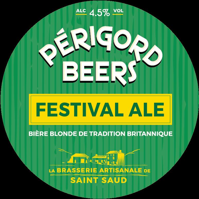 Périgord Beers Festival Ale