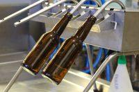 bottling beer