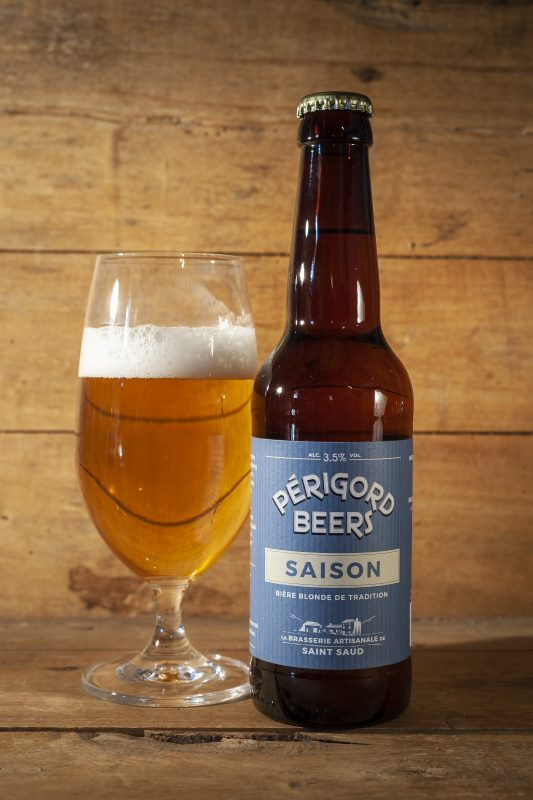 saison beer by perigord beers